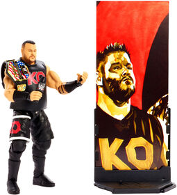 WWE - Collection Elite - Figurine Kevin Owens.