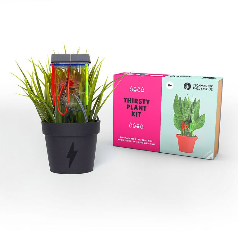 Thirsty Plant Kit