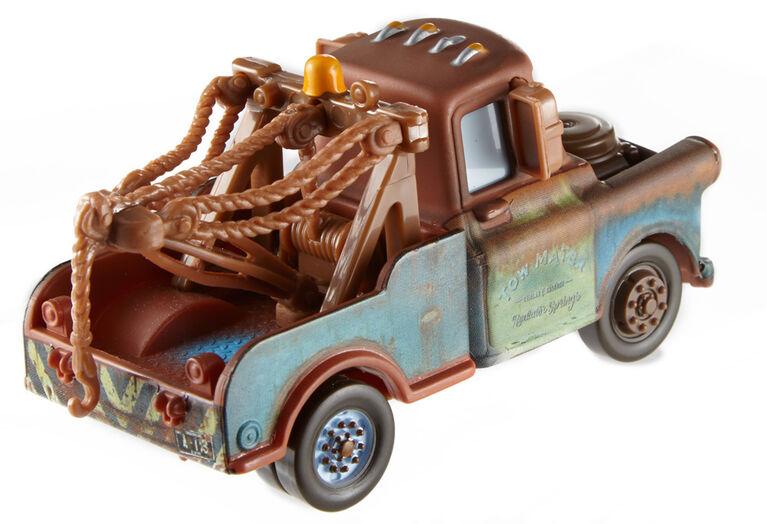 Disney Cars Mater Vehicle