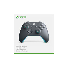Xbox One Wireless Controller - Bluetooth - Grey Blue