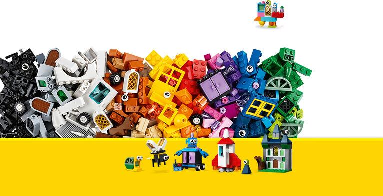 LEGO Classic Les fenêtres créatives 11004