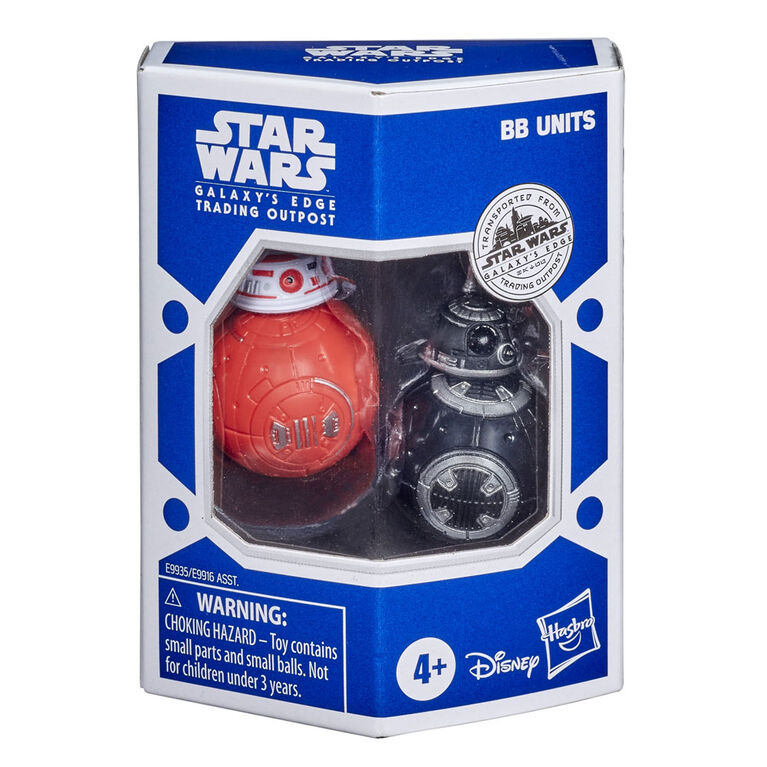 Star Wars Galaxy's Edge Collectible Action Figure Droid 2-Pack - R Exclusive