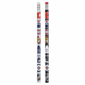 NHL Fans Pencils, 8 pieces