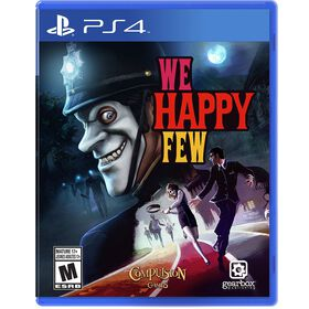 Play Station 4-We Happy Few