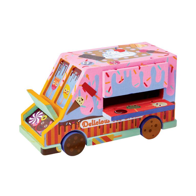 Trousse Ice Cream Truck Craft