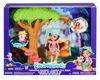 Enchantimals Playground Adventures Playset with Felicity Fox Doll & Flick Figure