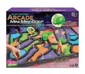 Electronic Arcade Mini Mini Golf (Neon Series) - Notre exclusivité