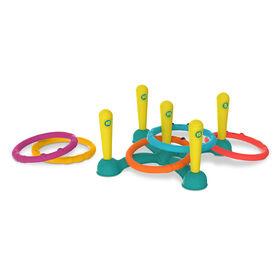 Jeu d'anneaux Sling-a-Ring Toss, B. Toys