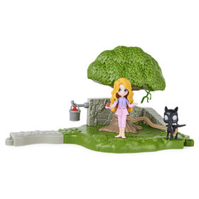 Wizarding World Harry Potter, Magical Minis Care of Magical Creatures with Exclusive Luna Lovegood Figure and Accessories