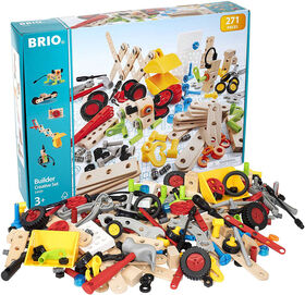 BRIO Builder Creative Set - English Edition