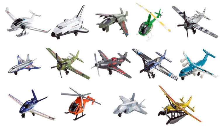 Matchbox Sky Busters Vehicles - Styles May Vary