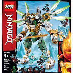 LEGO Ninjago Le robot Titan de Lloyd 70676