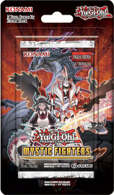 Yu-Gi-Oh! Mystic Fighter Sleeved Booster