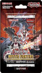 Booster en pochette Combattants Mystiques Yu-Gi-Oh!