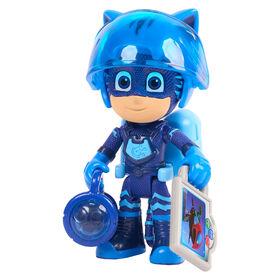 Ensemble de Figurines des Pyjamasques dans les Aventures de Super Lune - Catboy