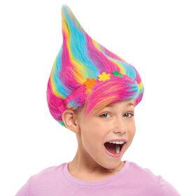 DreamWorks Trolls World Tour Troll-rific Poppy with Rainbow Hair Wig