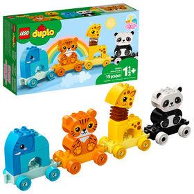 LEGO DUPLO Le train des animaux 10955
