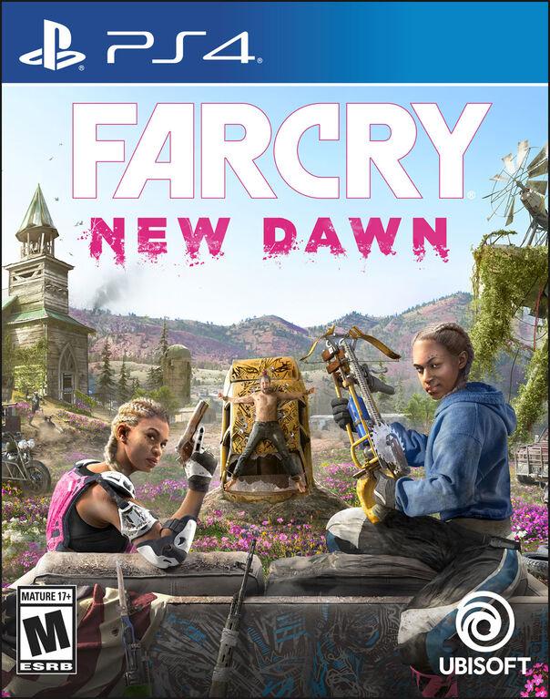 PlayStation 4 - Far Cry New Dawn
