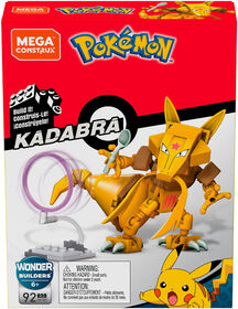 Mega Construx Pokémon Power Pack Kadabra