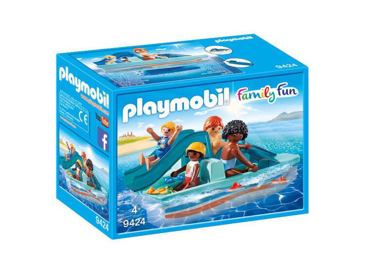 Playmobil - Pédalo