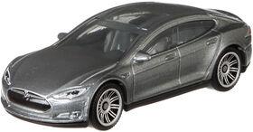 Matchbox - Tesla Model S - Les styles peuvent varier