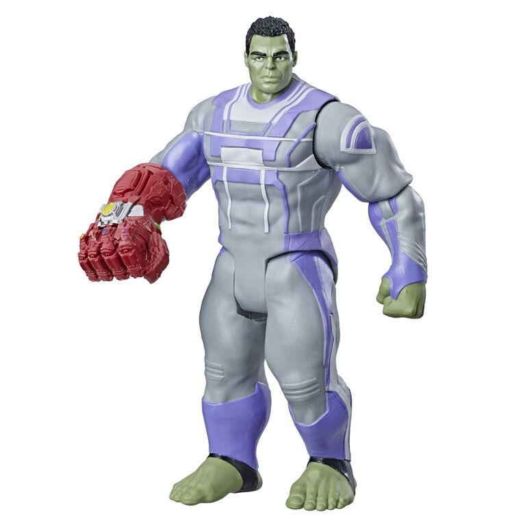 Marvel Avengers: Endgame - Figurine Hulk de luxe