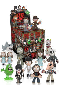 Figurines miniatures  Mystery Minis Horror Classics Series 3 de Funko - 1 personnage de la collection Mystery  sélectionnés au hasard réunis