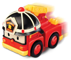 Robocar Poli - Speedy Racer - Roy