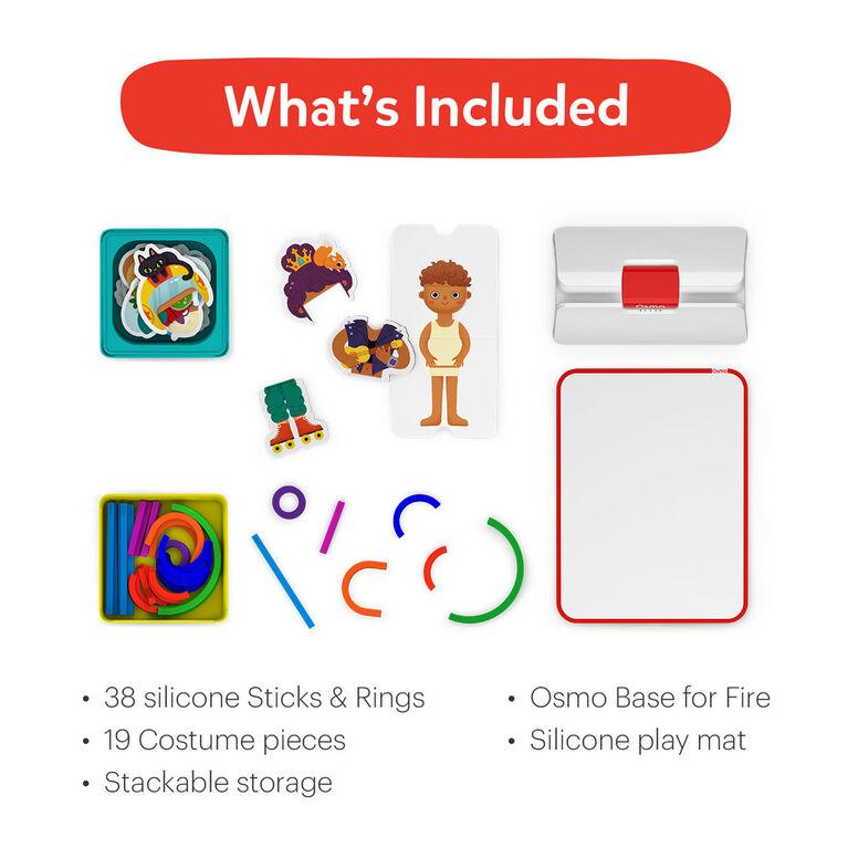 Osmo Little Genius Starter Kit 2019 iOS