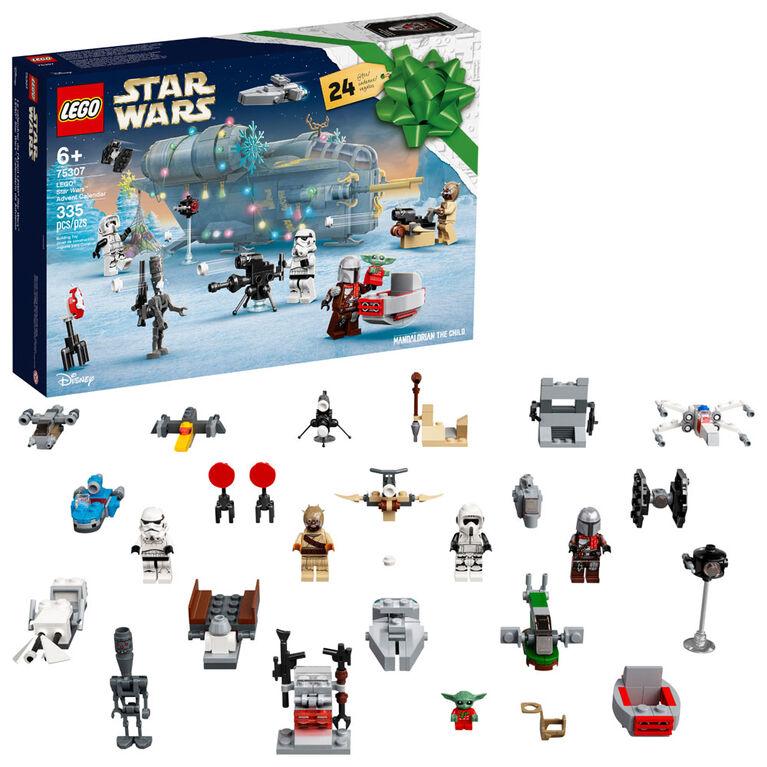 LEGO Star Wars Le calendrier de l'Avent 75307