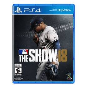 PlayStation 4 - MLB The Show 18