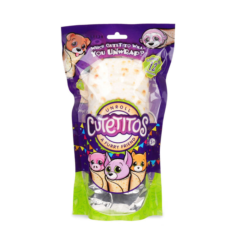 Cutetitos Plush