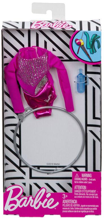 Barbie - Carrières - Coffret Tenue - Gymnaste.