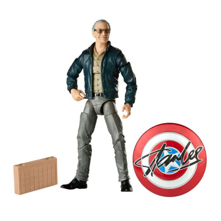 Marvel Legend series The Avengers cameo Stan Lee Action Figure