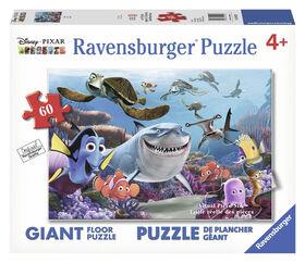 Disney Pixar Collection: Smile! - 60 Piece Floor Puzzle