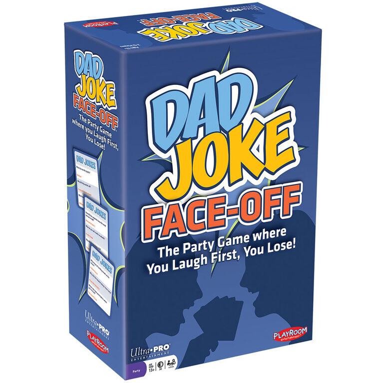 Dad Joke Face-Off - English Edition - styles may vary