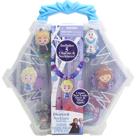 Frozen II Necklace Activity Set