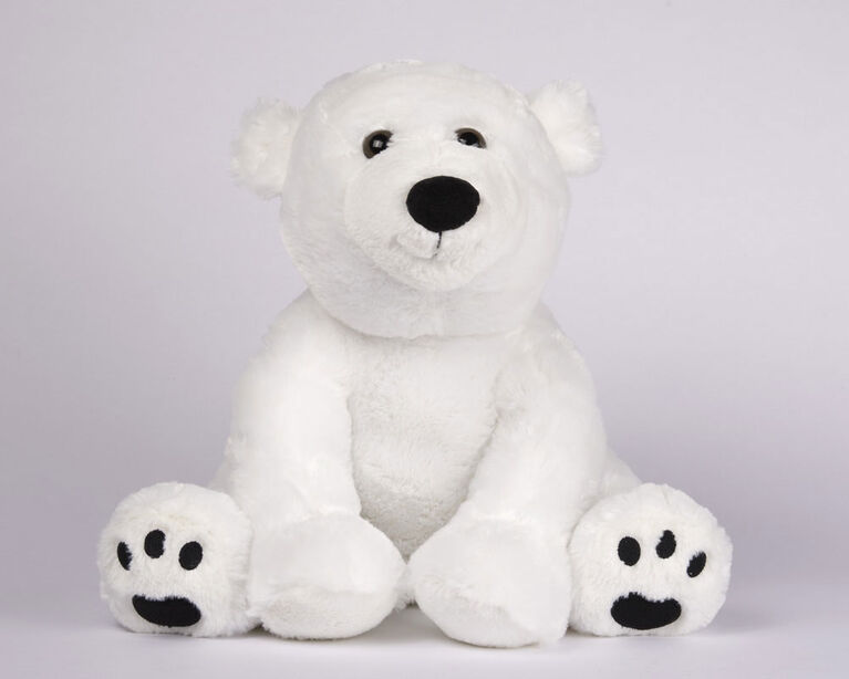 Animal Alley : Ours blanc 39 cm