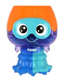 TOMY Splash & Spin Jelly Fish Bath Toy