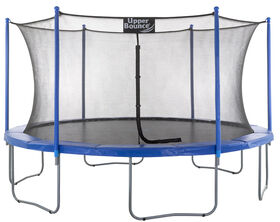 """Upper Bounce 14 FT. Trampoline & Enclosure Set equipped with the New """"EASY ASSEMBLE FEATURE"""""""