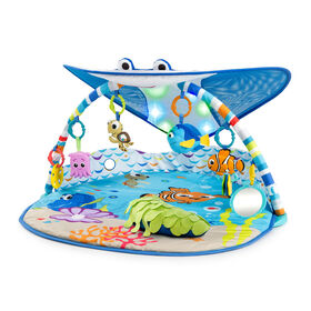 Disney Baby Mr Ray Ocean Lights Activity Gym