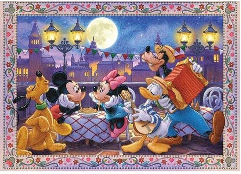 Ravensburger - Disney - Mosaic Mickey Puzzle 1000pc