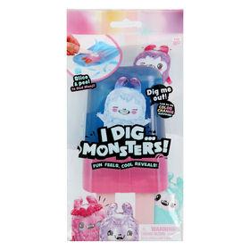 I Dig... Monsters Popsicle Pack