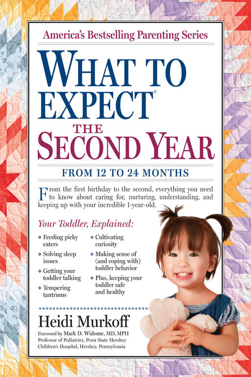 What to Expect the Second Year - English Edition