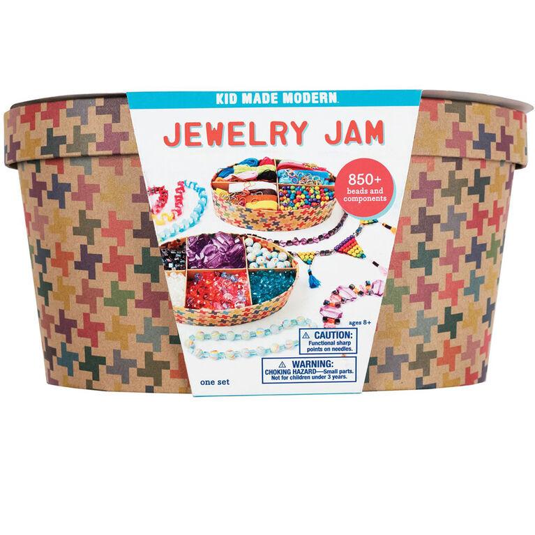 Kid Made Modern - Jewelry Jam - English Edition