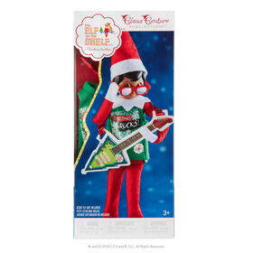 Elf on the Shelf - Claus Couture - North Pole Rock 'n' Roll