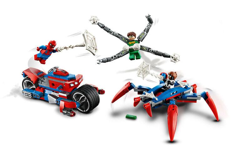 LEGO Super Heroes Spider-Man contre Docteur Octopus 76148