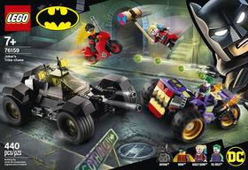 LEGO Super Heroes La poursuite du Joker en moto à 3 roues 76159