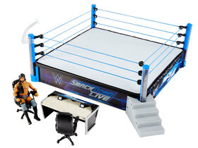 WWE - Smackdown Live Main Event Ring