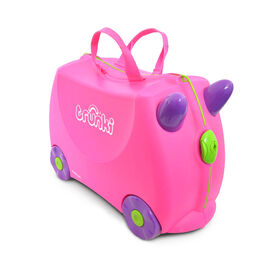 Trunki Ride-on Suitcase - Trixie Pink